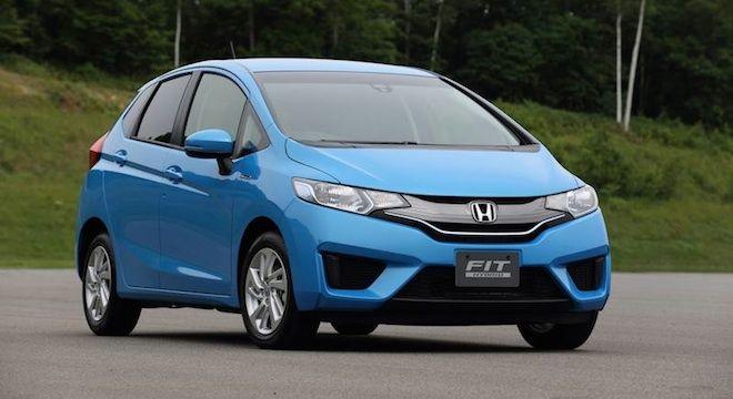 Honda Jazz Honda Fit Hybrid Honda Fit 2015 Honda Fit