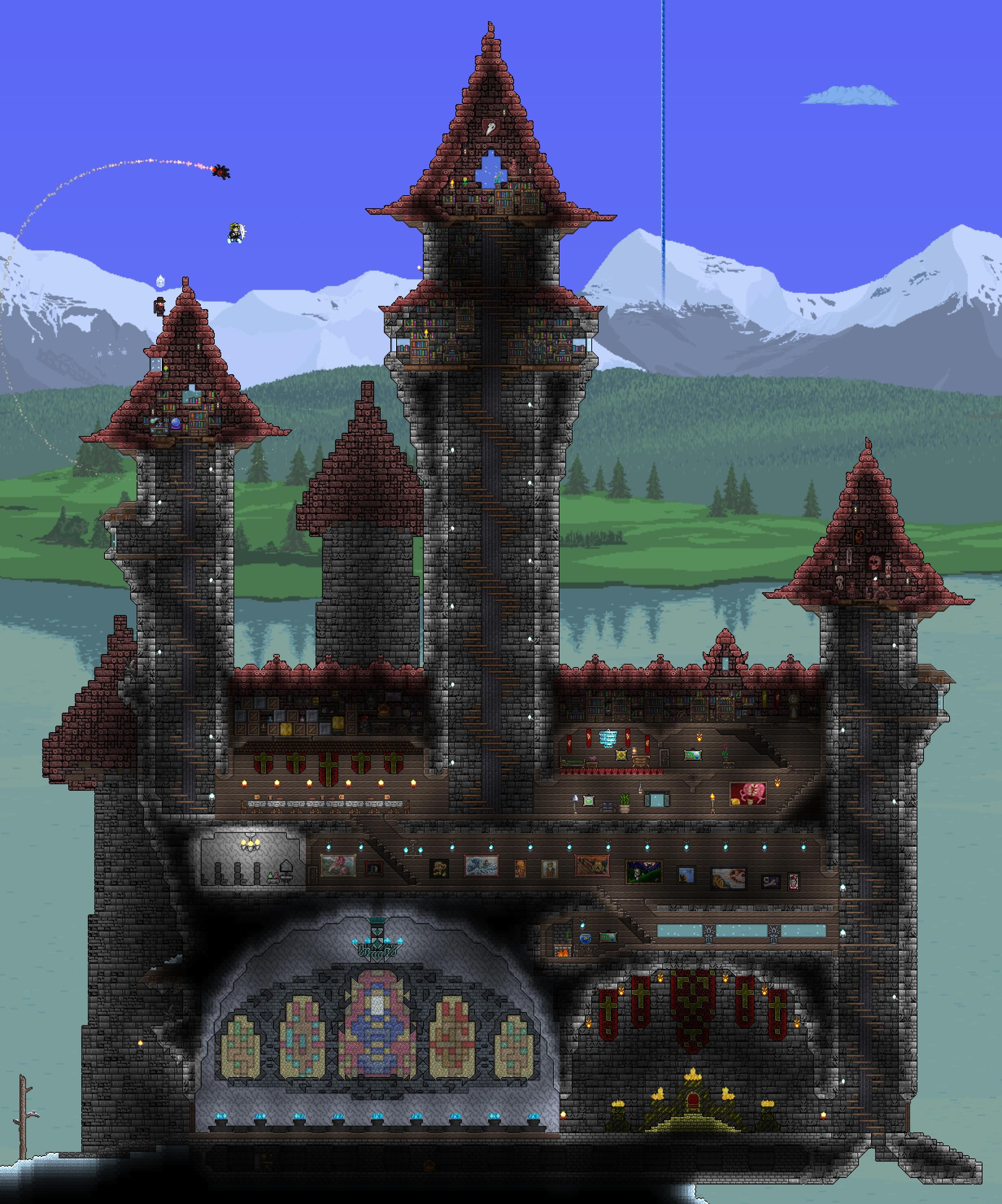 48782bbd1d791b577cd204769bdb8f40 Starbound Simple House Designs on terraria house designs, minecraft simple house designs, starbound ship designs,