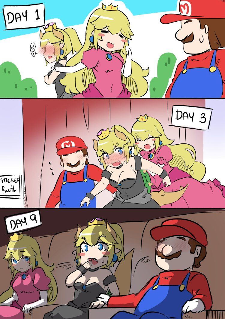 This is really wholesome~ | Super Smash Bros | Mario memes