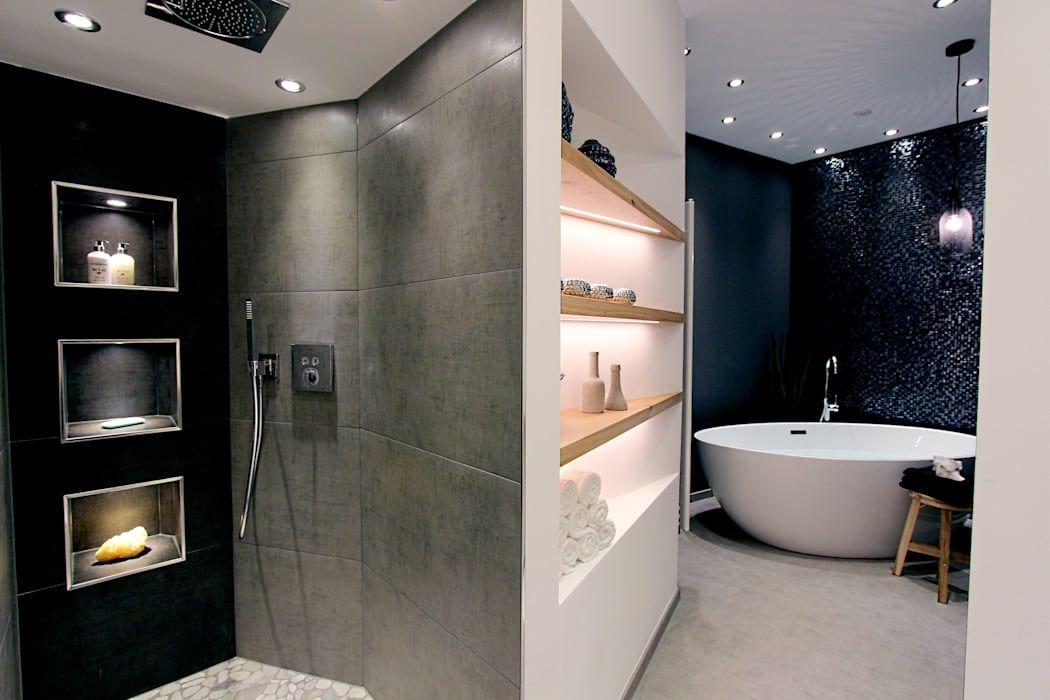Designer Badezimmer Moderne Badezimmer Von Stagebella Modern Fliesen Badezimmer Fotos Badezimmer Design Badezimmer