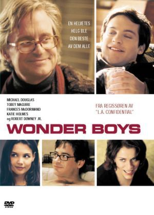 Cover for Wonder Boys