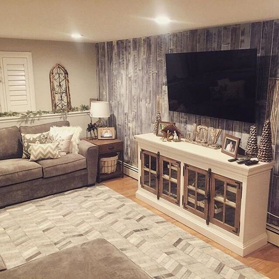 Cozy Rustic Living Room Ideas: 45 Cozy Rustic Living Room Design And Decoration Ideas