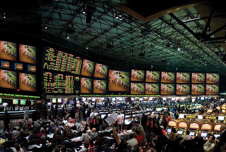 Westgate Casino (formerly LVH) Largest Las Vegas Sports