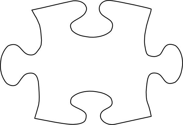 Mural Puzzle Template Google Search Puzzle Piece Template