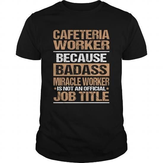 CAFETERIA-WORKER
