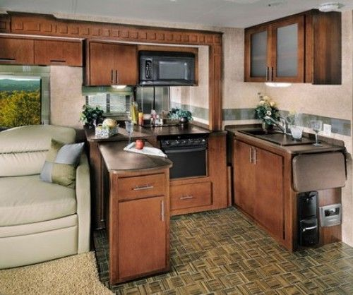 Incroyable Kitchen Mobile Home