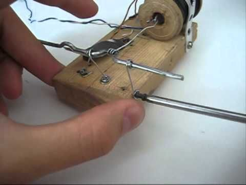 How to make Solenoid Engine (Tutorial) | for school-science