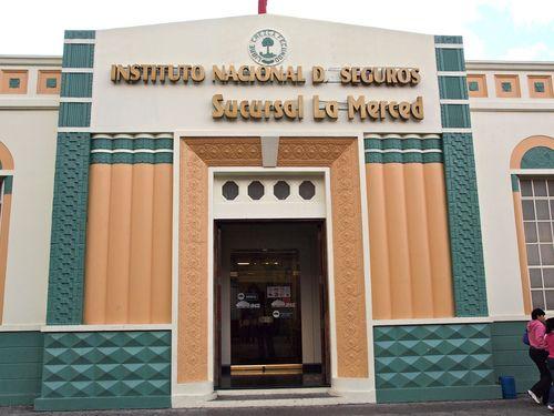 Resultado de imagen para edificios del instituto nacional de seguros