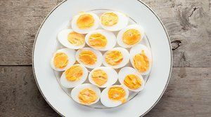 Exactly How to Cook Instant Pot Hard Boiled Eggs Just Right #boiledeggnutrition Instant Pot Hard-Boiled Eggs #hardboiledeggs