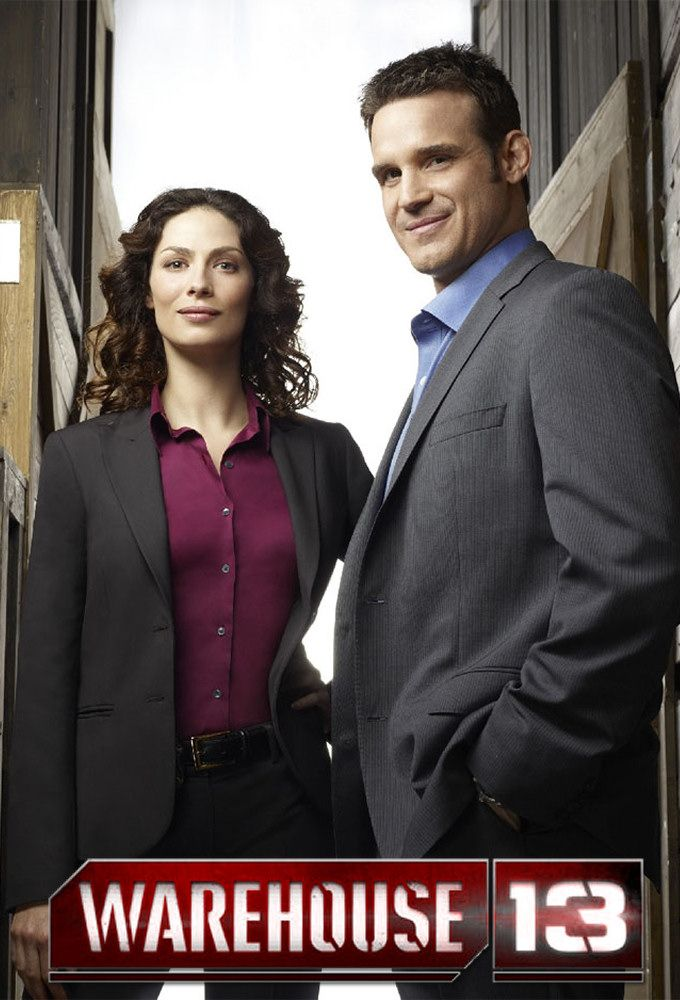 Warehouse 13 Steampunk Gadgetry For The Win Warehouse 13 Best Shows On Netflix Favorite Tv Shows