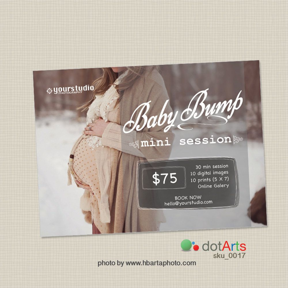 Fotografie Marketing Board / Baby Bump Mini Sitzung von dotArts ...