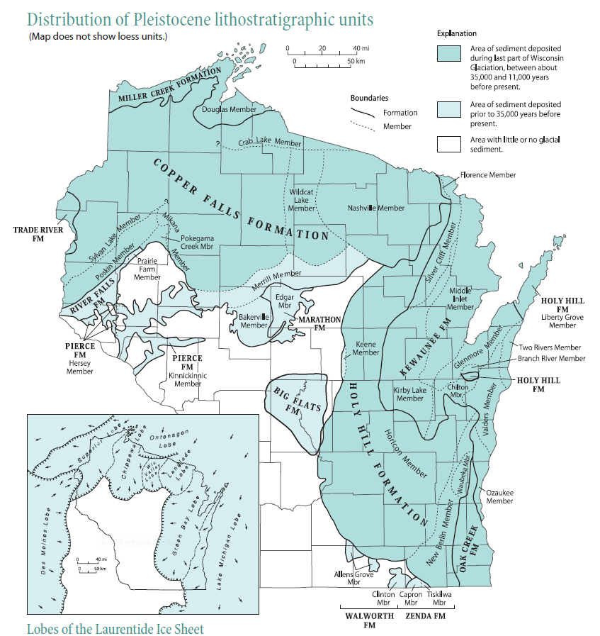 Pin by Wisconsin Geological Survey on Vintage Geology in ... Take Me To Maps on text to me, help to me, facebook to me, email to me,