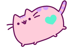 Pusheen the cat png 24 by 13taylorswiftlover13