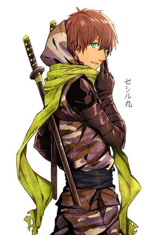 Male Anime Ninja : anime, ninja, Anime, Ninja, Black, Google, Search, Ninja,, Prince,