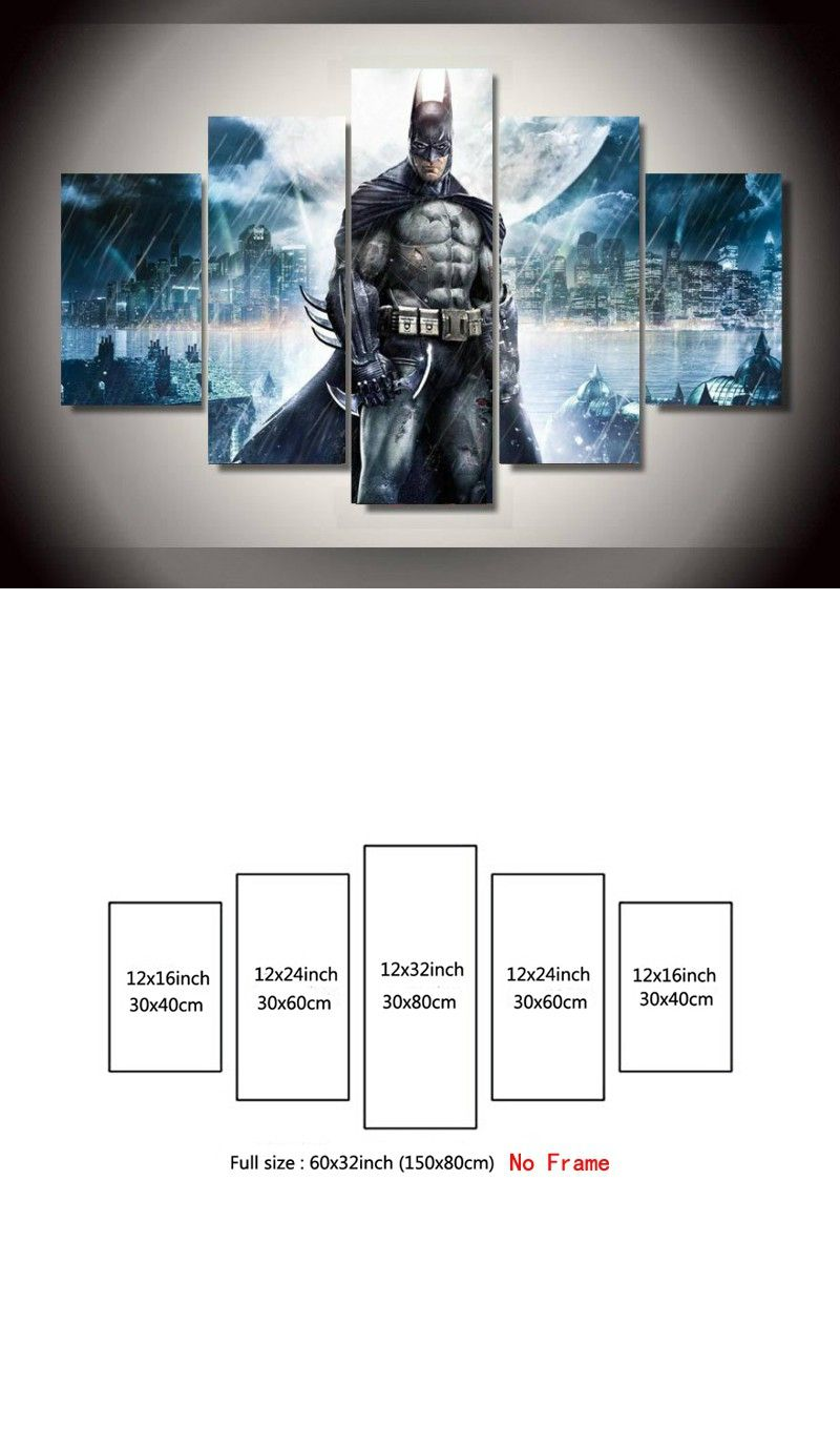 Darth Vader poster HD Canvas prints Home Decor Wall art picture 12X16inch