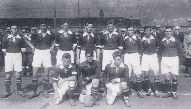 Strømsgodset IF, 1927