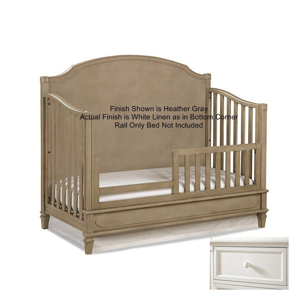 Brixy Haven Toddler Rail for Lifetime Crib
