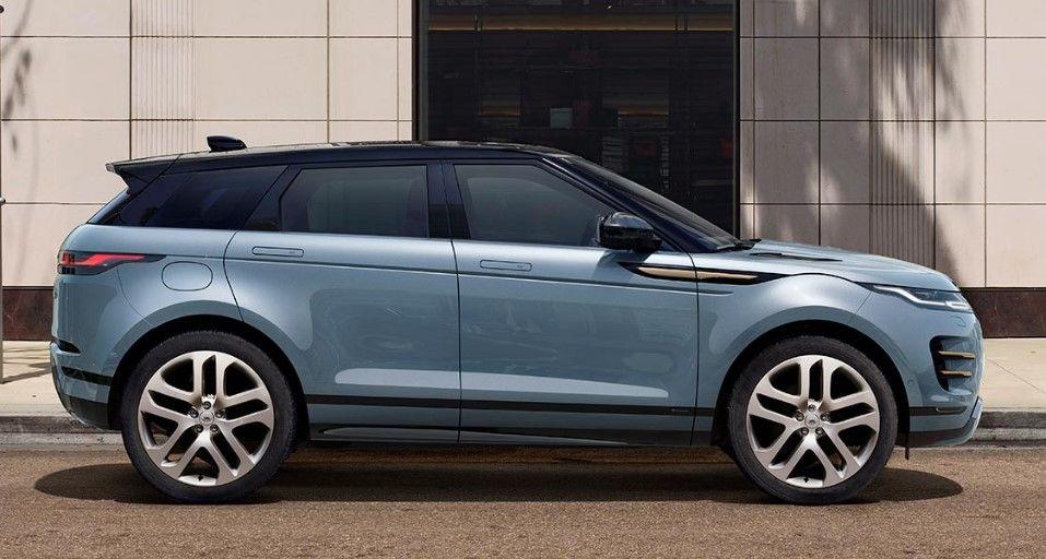2020 Range Rover Evoque Review Range Rover Evoque Range Rover Range Rover Evoque Interior