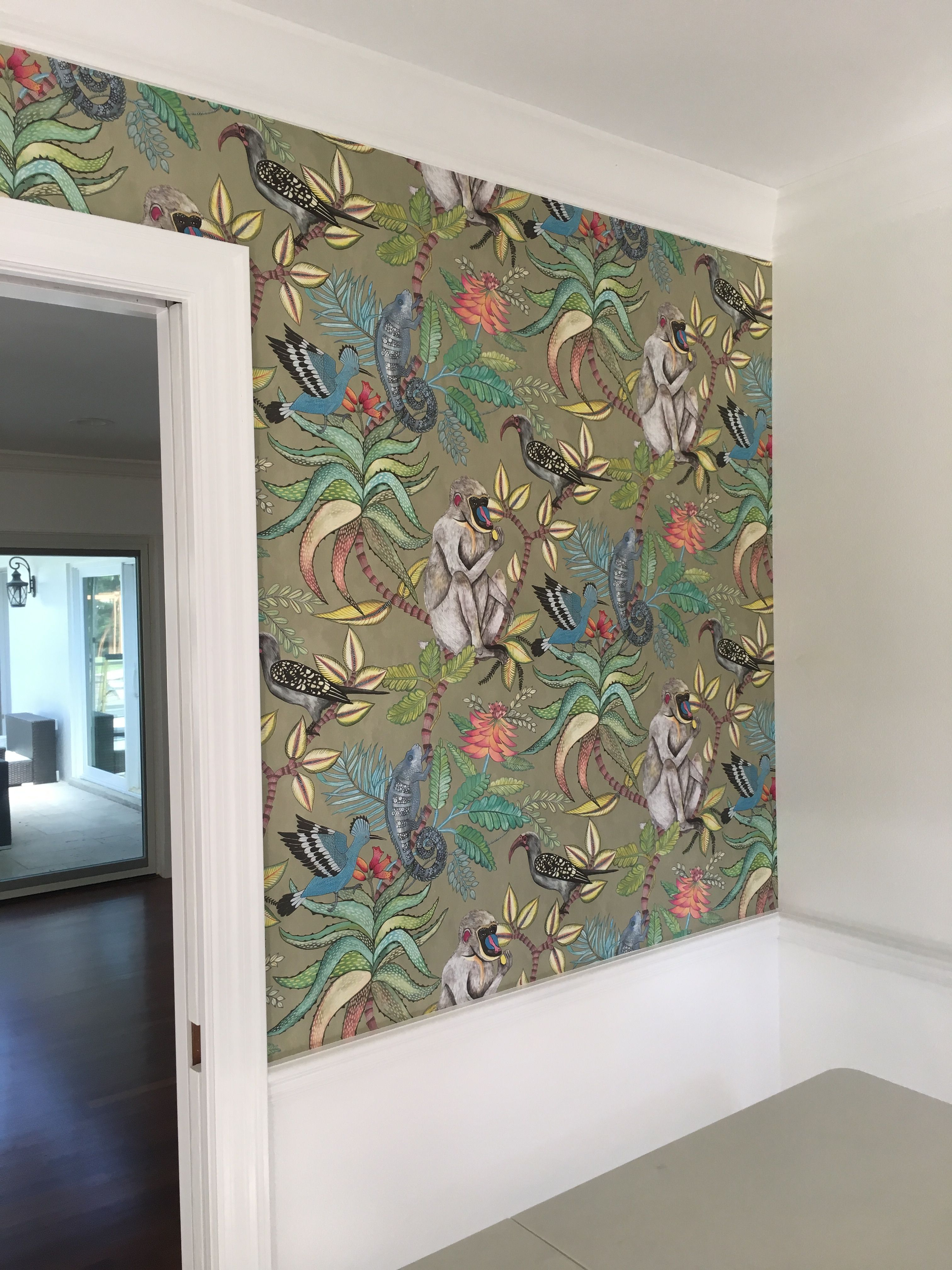 Cole Amp Sons Savuti Wallpaper House Renovation 2017 18 In