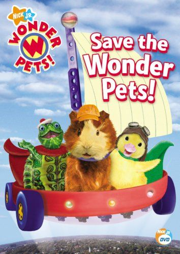 Wonder Pets Save The Wonder Pets Wonder Pets Pets Animals For Kids
