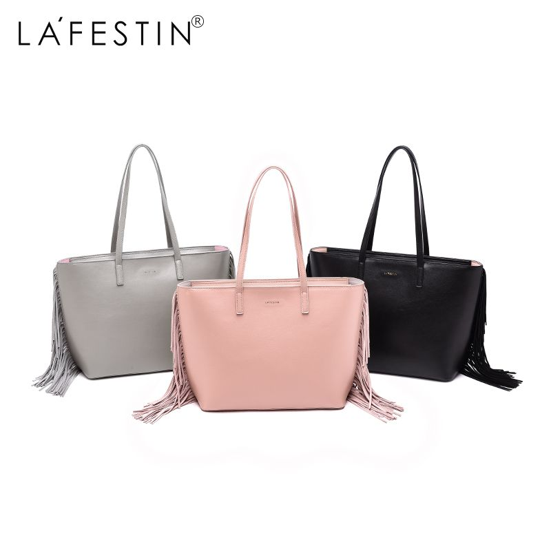 LA FESTIN Luxury Handbags Women Bags Designer Tassel Bags Handbags Women  Famous Brands Designer Handbags High 1290f7c7a3b2