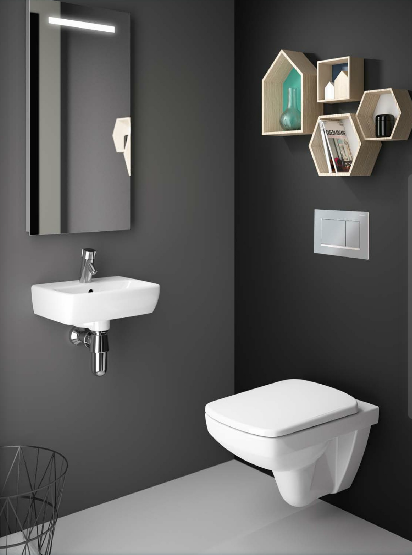Sphinx wandclosets - Product in beeld - Startpagina voor badkamer ...