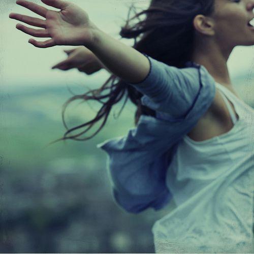 i wish i could fly.