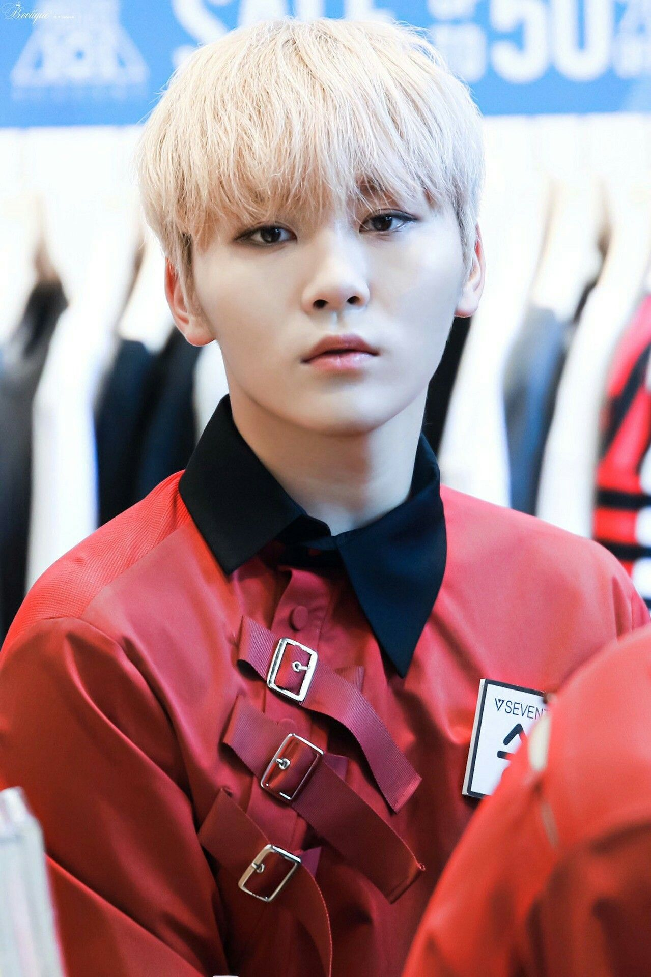 Love and Letter on Boo seungkwan Diamond life and Kpop t