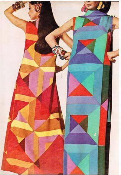 60s geometrics.