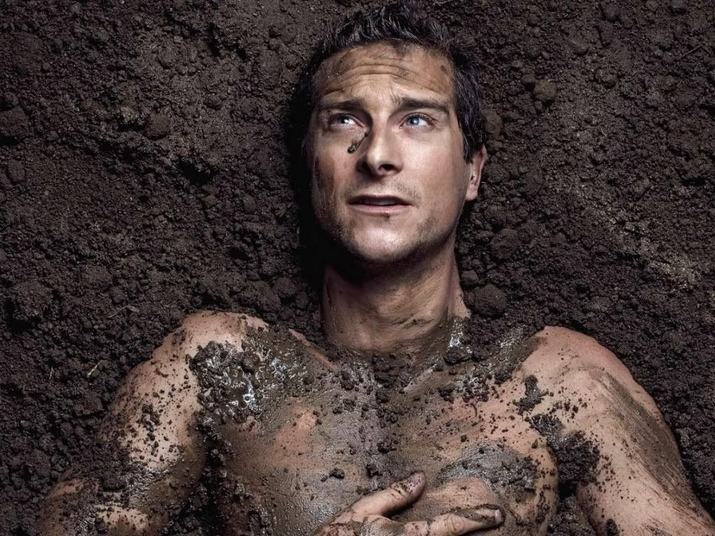 Bear Grylls Of Course Although He S An Action Man And Not Model