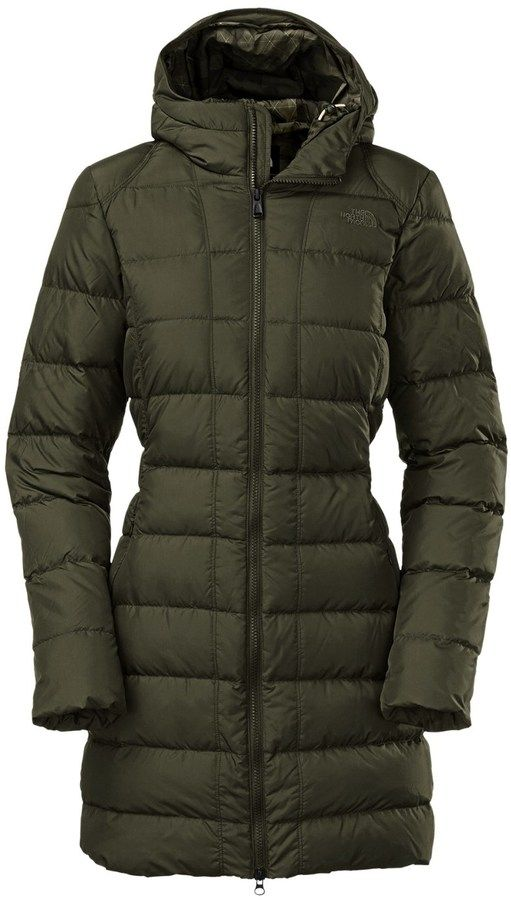 The North Face Gotham Down Parka - 550 Fill Power (For Women ... d556528dc178
