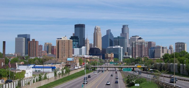 Minnesota Image Url Https Steveliefschultz Files Wordpress Com 2016 03 Minneapolis Skyline 151 Jpg W 800 H 376 Minneapolis Skyline Skyline Best Cities