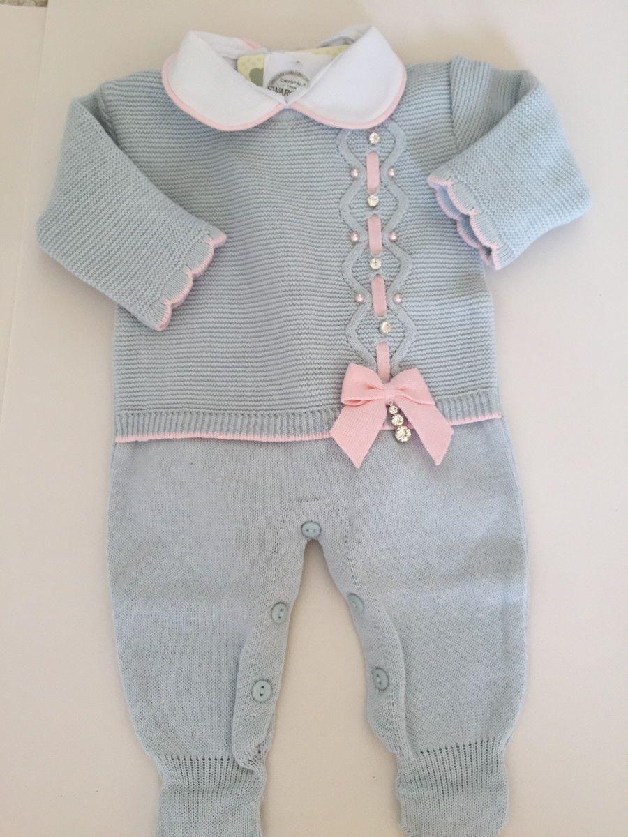 7fdcf56149 saída de maternidade para menina( macacão+manta+body) no Elo7 ...