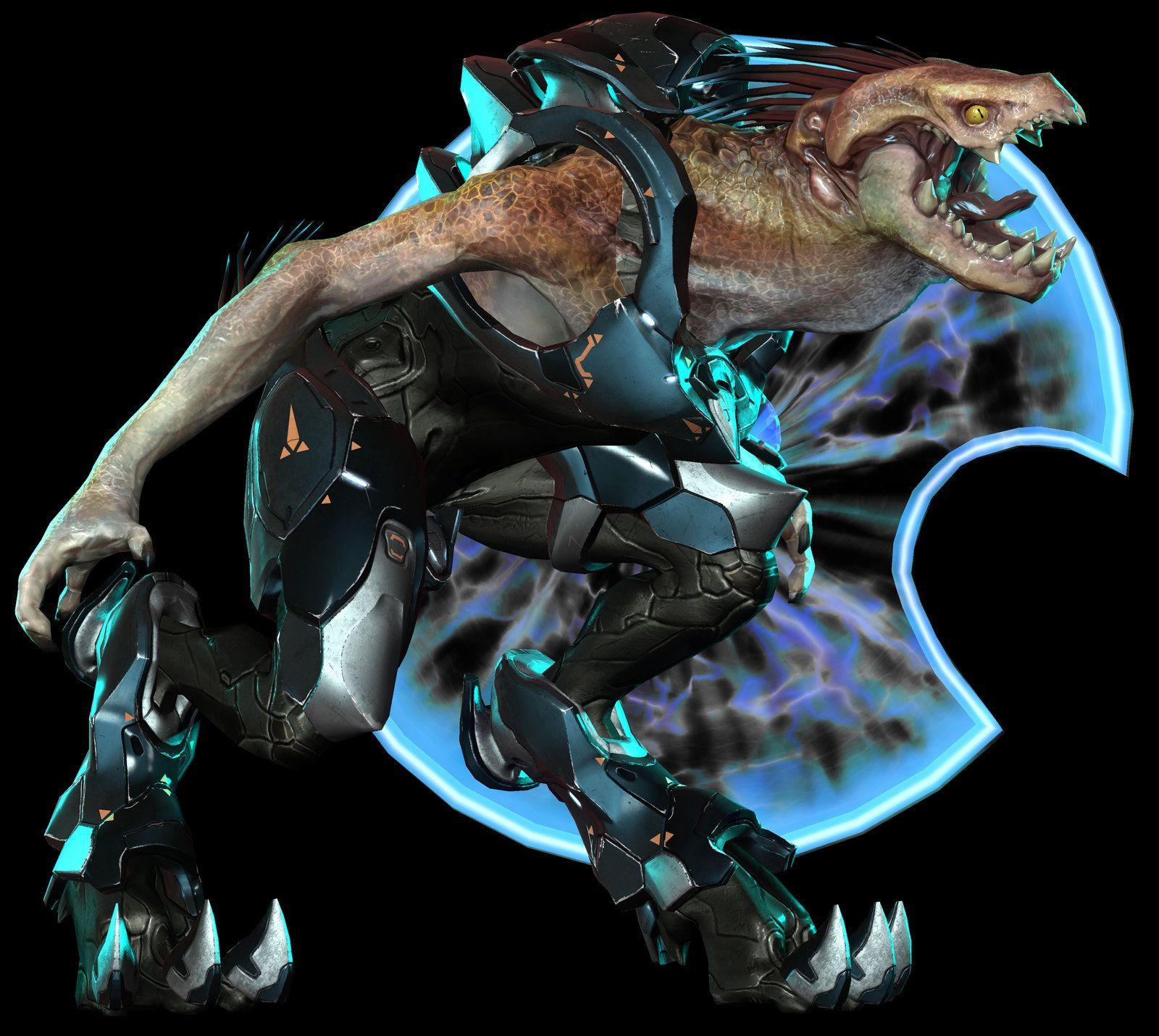 Halo4: Jackal Minor Game Res, Sean Binder on ArtStation at https ...