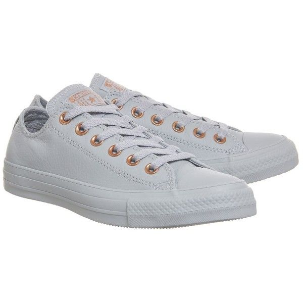 Converse Supplied By Office All Star Low Trainers 91 Liked On Polyvore