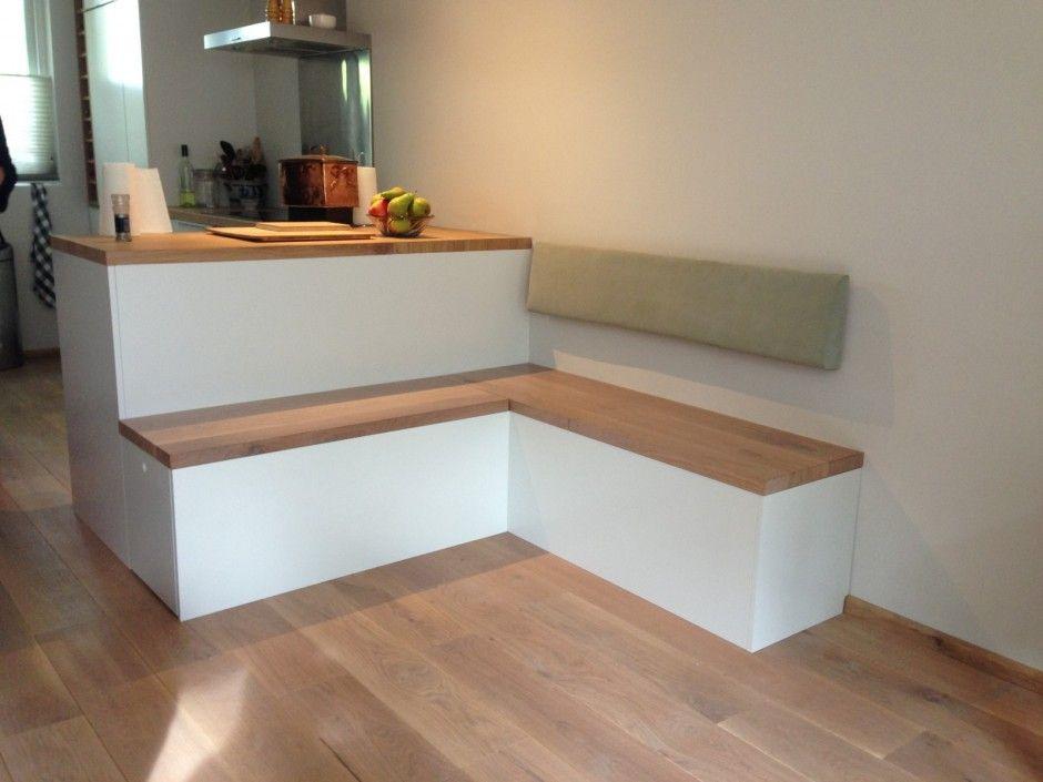 Keuken Met Zithoekje : Toychamp keuken met zithoek