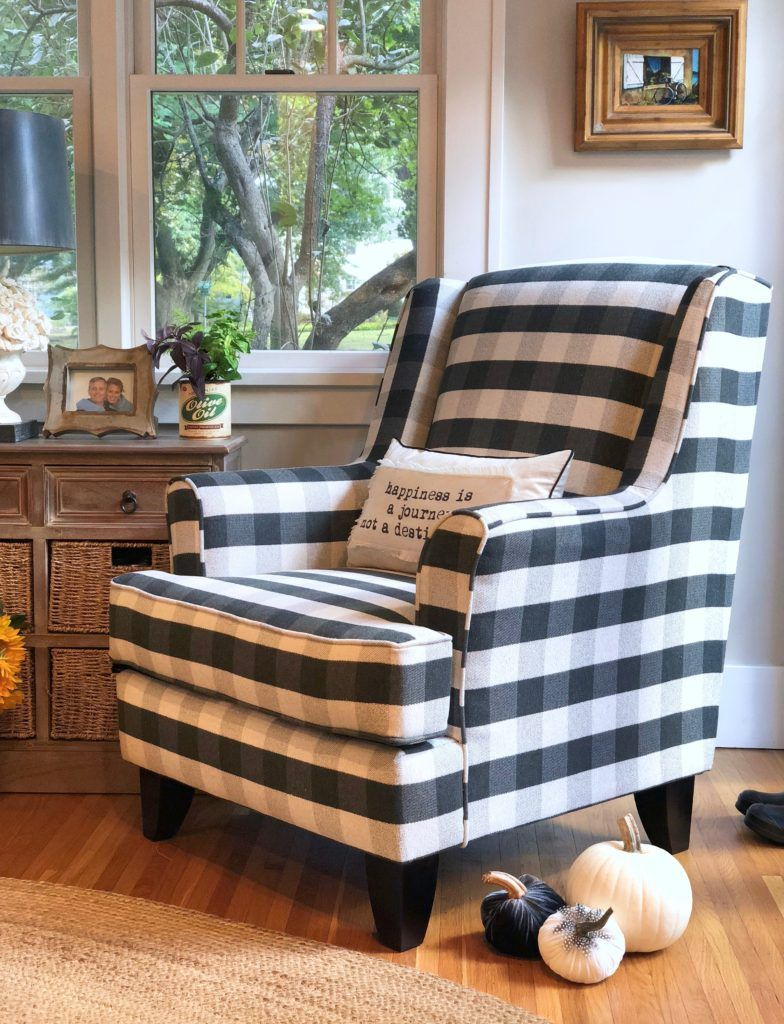 Best You Ll Love The Most Comfortable Black Buffalo Plaid Chair 640 x 480