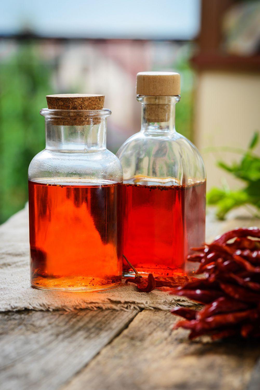 Asian Chili Oil Recipe Chili Oil Stuffed Peppers Hot Chili Oil