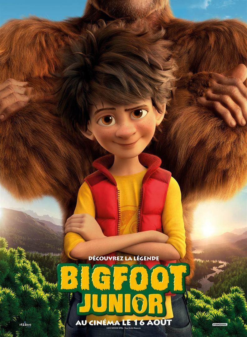 Bigfoot Junior Regarder Films Complet Streaming FRee