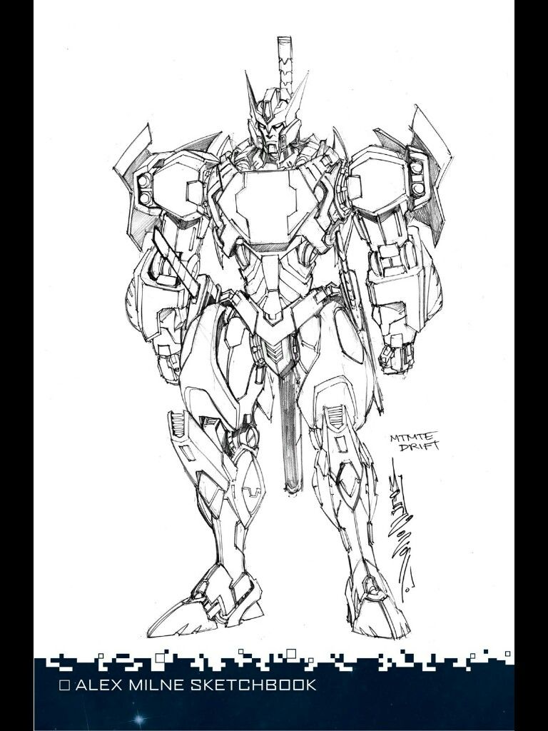 Alex Milne Sketches From The Books Transformers Artwork Transformers Coloring Pages Transformers Comic