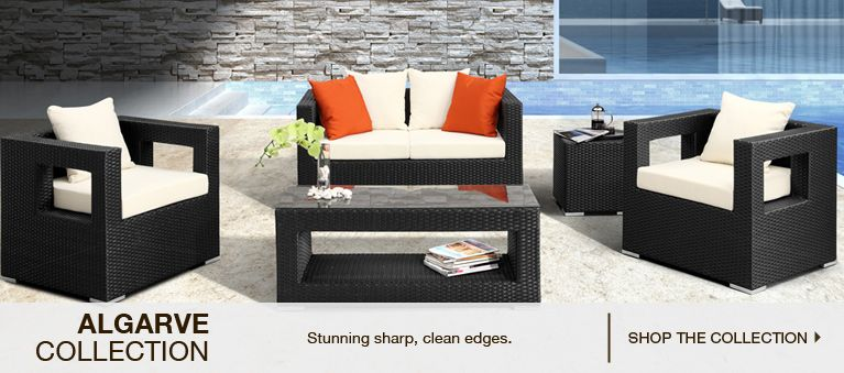 Get amazing outdoor home furniture. Modern patio