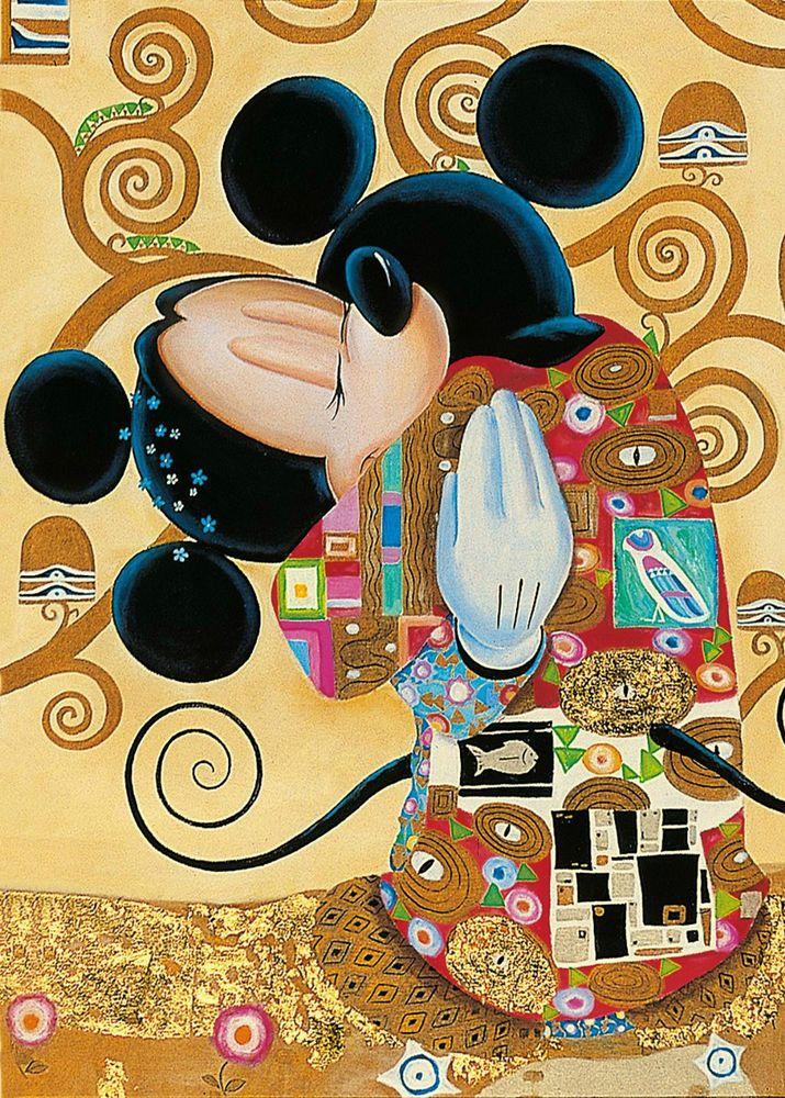 Clementoni Disney Mickey & Minnie High