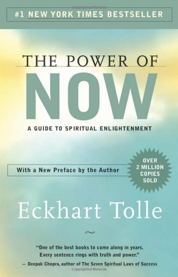The Power of Now: A Guide to Spiritual Enlightenment: Amazon.de: Eckhart Tolle: Fremdsprachige Bücher