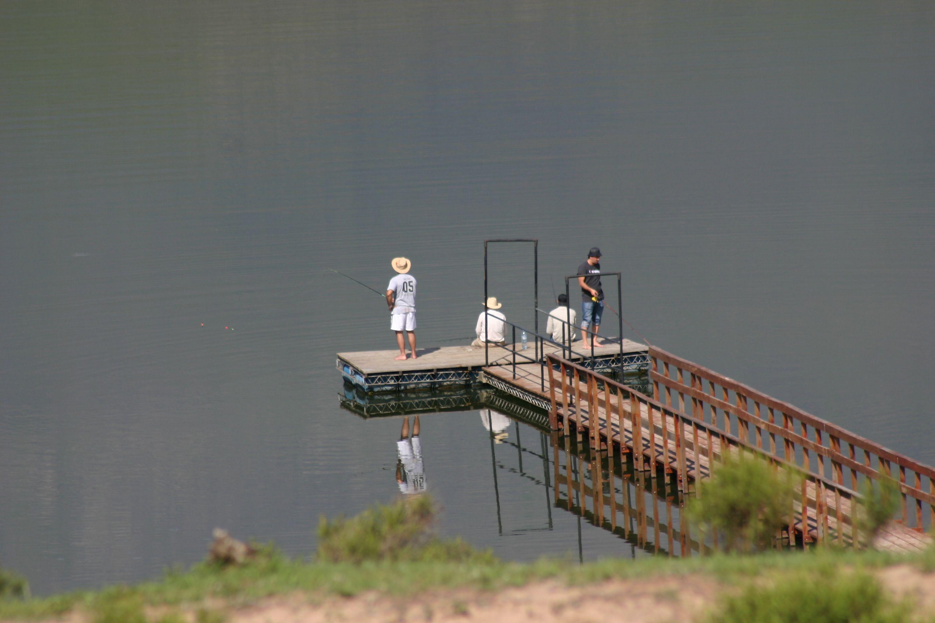 Muelle del Lago La Angostura - Tafí del Valle