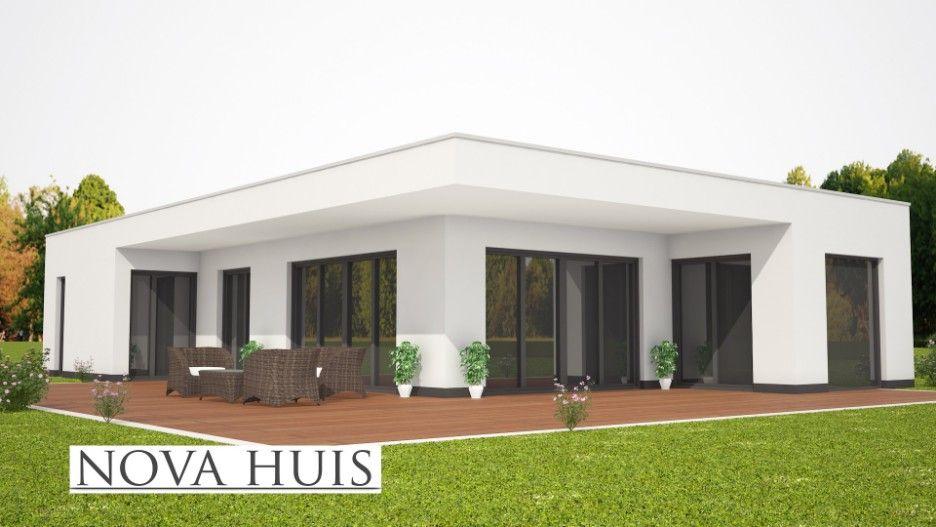 Nova huis 80 levensloopbestendige gelijkvloerse bungalow