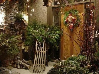 decorating front yard landscaping ideas for ranch style homes christmas lawn decorations christmas cake decorating ideas 400x300 christmas decoration ideas - Walmart Christmas Lawn Decorations