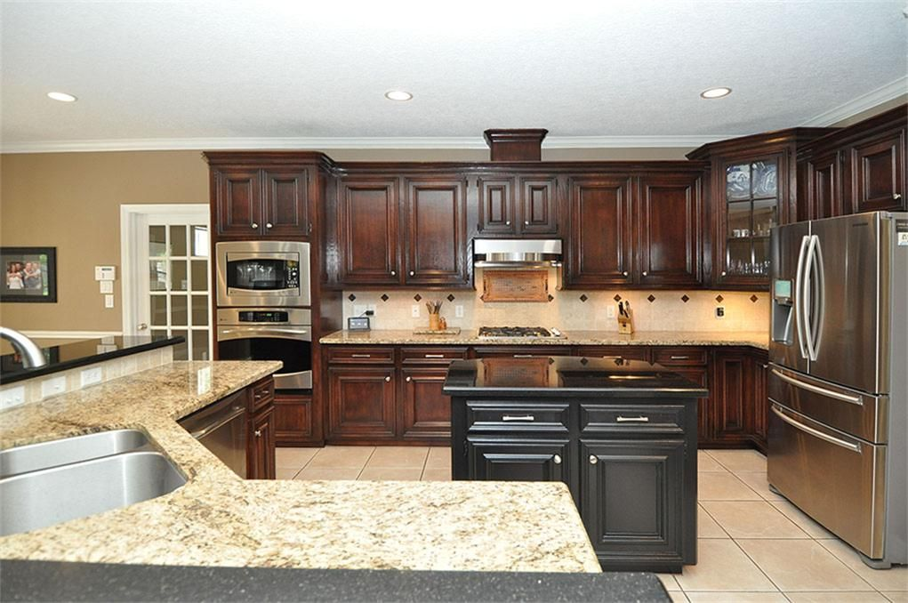 Orchard Oak kitchen range …   New kitchen cabinets ...
