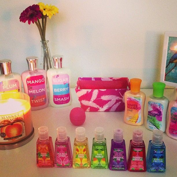 Bath And Body Works Summer Chill Review Plus Huge Haul Bath