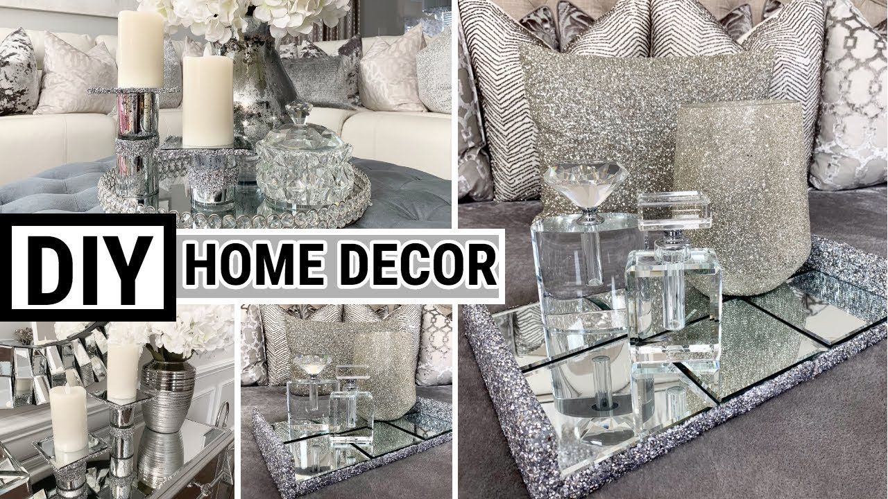 Diy Home Decor Ideas 2019 Dollar Tree Diy Mirror Decor Youtube