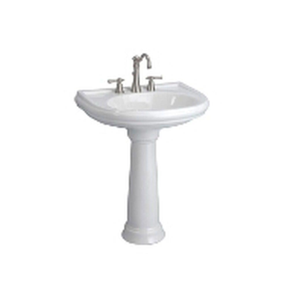 Gerber Plumbing Sinks Pedestal Bathroom Sinks Apr Supply Oasis From - Gerber bathroom fixtures